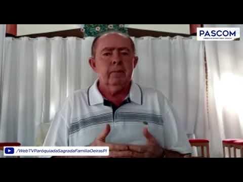 Padre João de Deus pede aos fieis para se inscreverem no canal da Sagrada Família