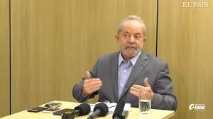Primeira entrevista de Lula após ser preso