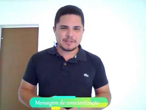 Jornalista Pablo Carvalho grava mensagem de conscientização sobre o coronavírus